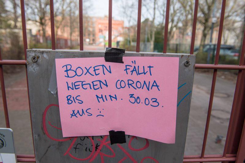 Corona Blog Berlin