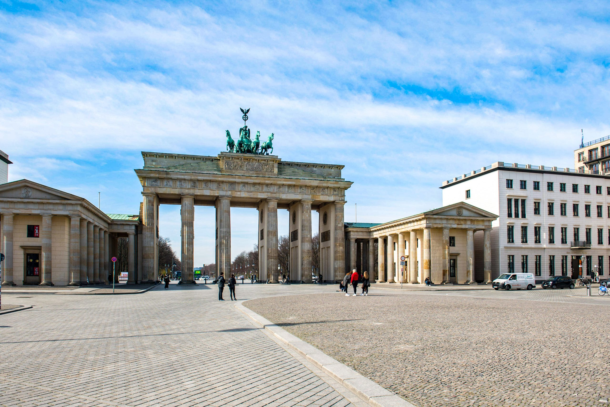 Corona In Berlin