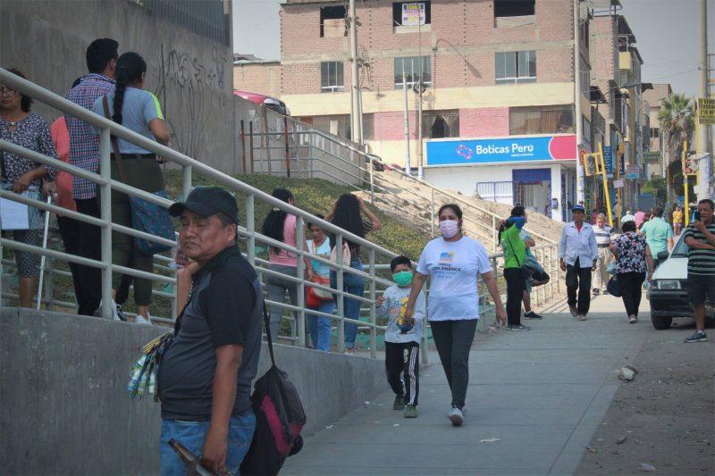 In Peru sprießen die Falschinformationen und Verschwörungstheorien zum Corona-Virus.