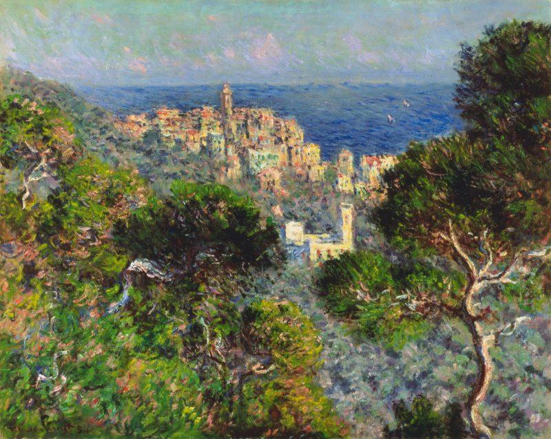 Kunst im Internet: Das Museum Barberini hat Werke von Monet digital im Online-Rundgang