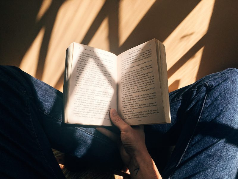 Unsere Autorin Claudia Wahjudi hat für euch 16 Bücher herausgesucht, die euch von fernen Ländern träumen lassen. Foto: Unsplash/Blaz Photo
