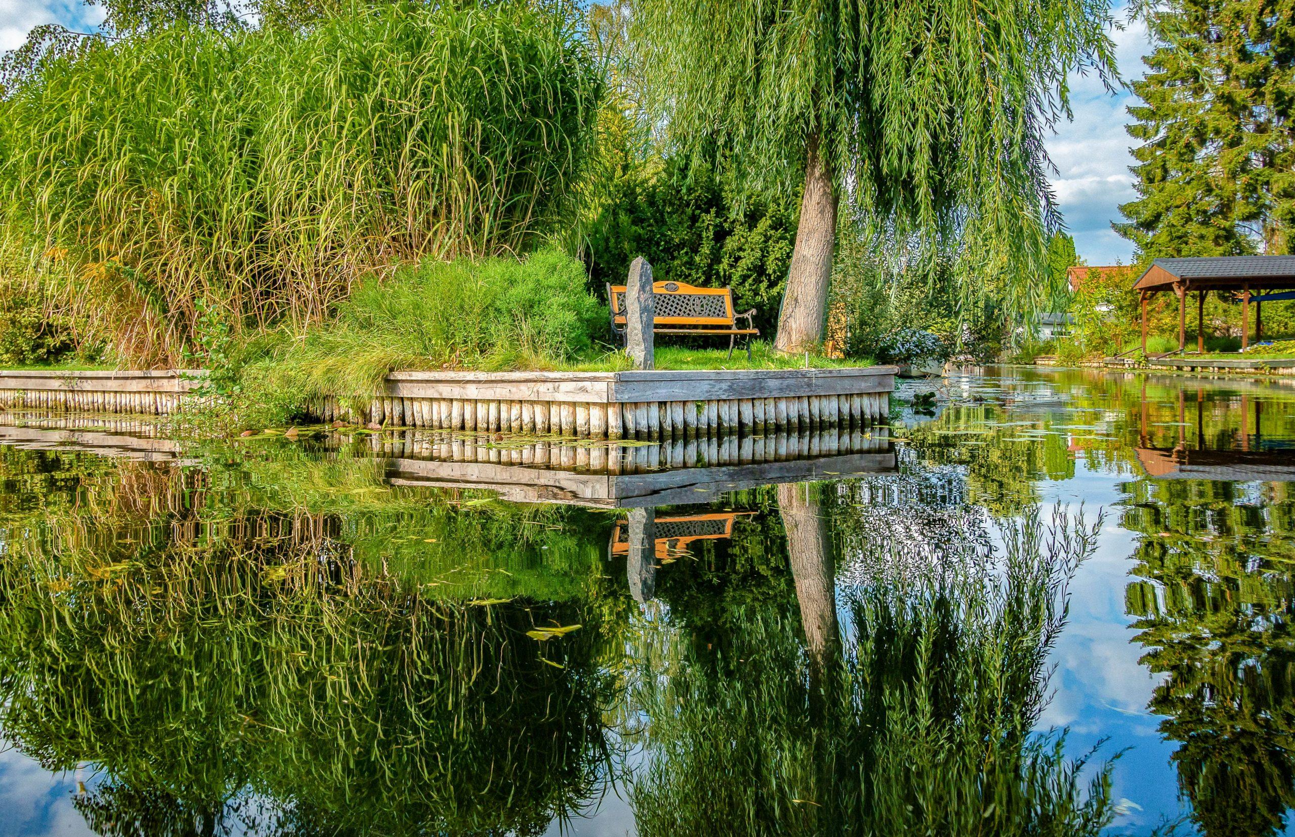 Berlin am Wasser: 12 schöne Orte zum Entspannen und Flanieren