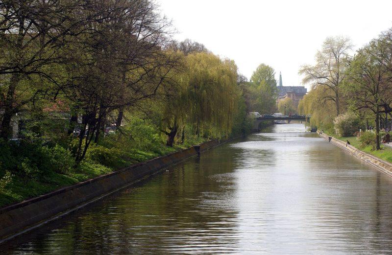 Die schönsten Laufstrecken Berlins: Mitten in der Stadt: Entlang des Landwehrkanals geht eine der schönsten Laufstrecken Berlins.
