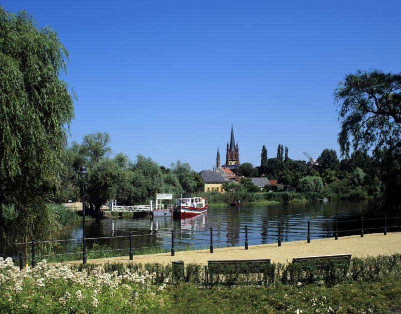 Ufer des Glindowsee.    Foto: imago/Berger