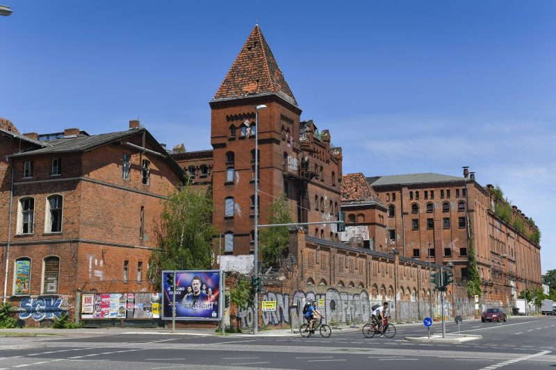 Die Bärenquell-Brauerei soll in den kommenden Jahren zu einem neuen Quartier umgebaut werden. Foto: Imago/Jürgen Ritter