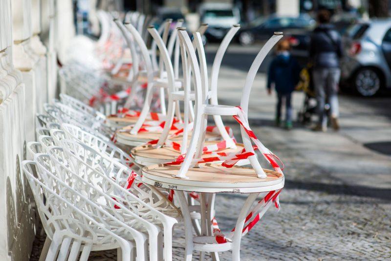 Restaurants in Berlin sollen wieder offen sein dürfen.
