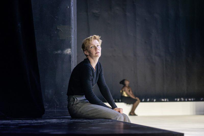 """Theatertreffen 2020: Sandra Hüller in """"Hamlet"""". Foto: JU Bochum"""