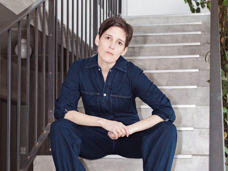 Schriftstellerin Anke Stelling