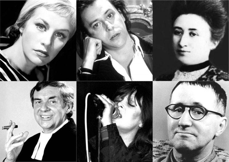 12 berühmte Gräber in Berlin: Besuche bei Brecht, Juhnke, Knef und anderen
