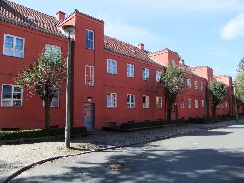 In der Splanemann-Siedlung sollte in der 20ern günstig Wohnraum geschaffen werden.