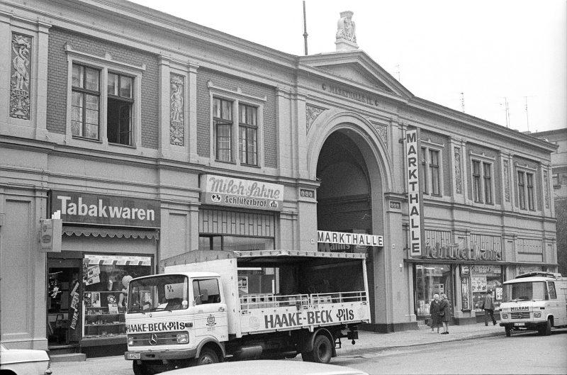 Markthalle Neun in Kreuzberg 1975, kulinarische Zeitreise