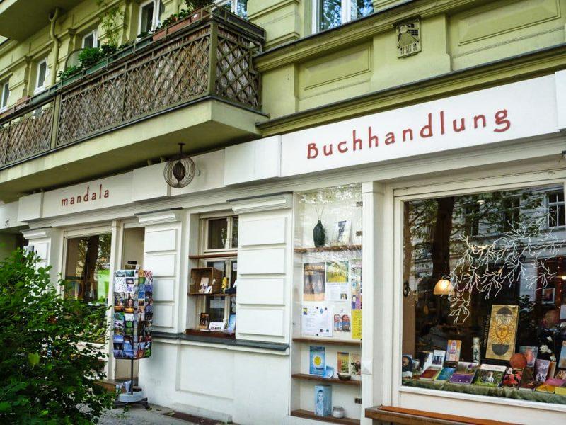 Esoterik Läden Berlin Die spirituelle Buchhandlung Mandala ist eine feste Größe im Kollwitzkiez.