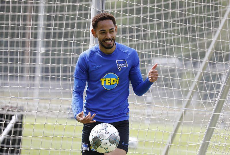 Matheus Cunha gilt bei Hertha als neuer Hoffnungsträger. Foto: Imago/Popow