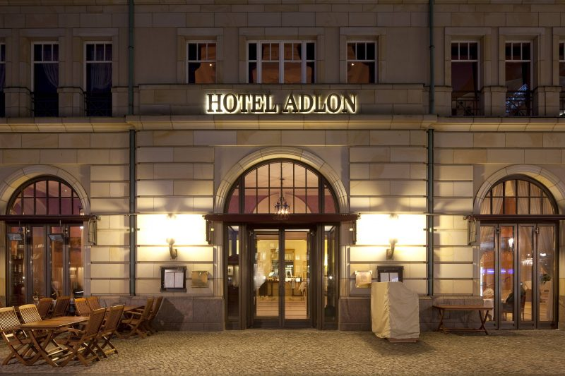 Hotel Adlon am Pariser Platz
