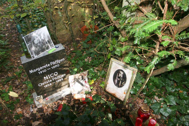 Berühmte Gräber in Berlin: Nico