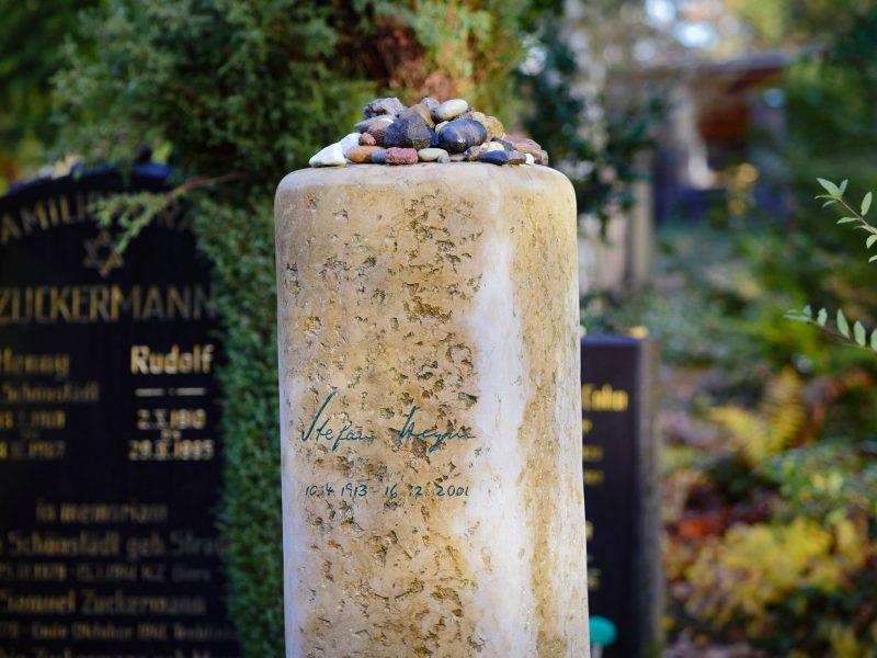 Berühmte Gräber in Berlin: Stefan Heym