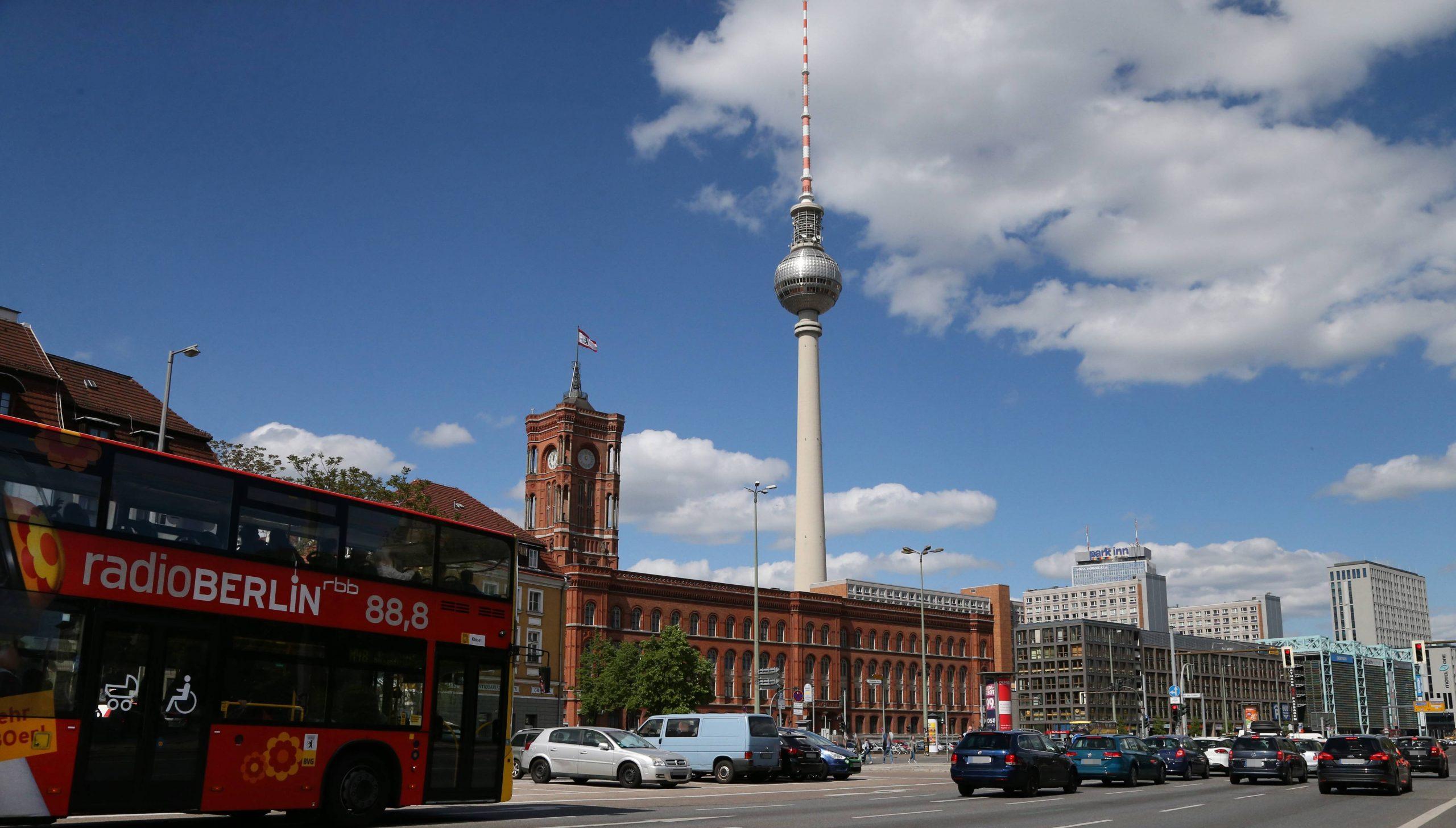 Mit Bus Nach Berlin