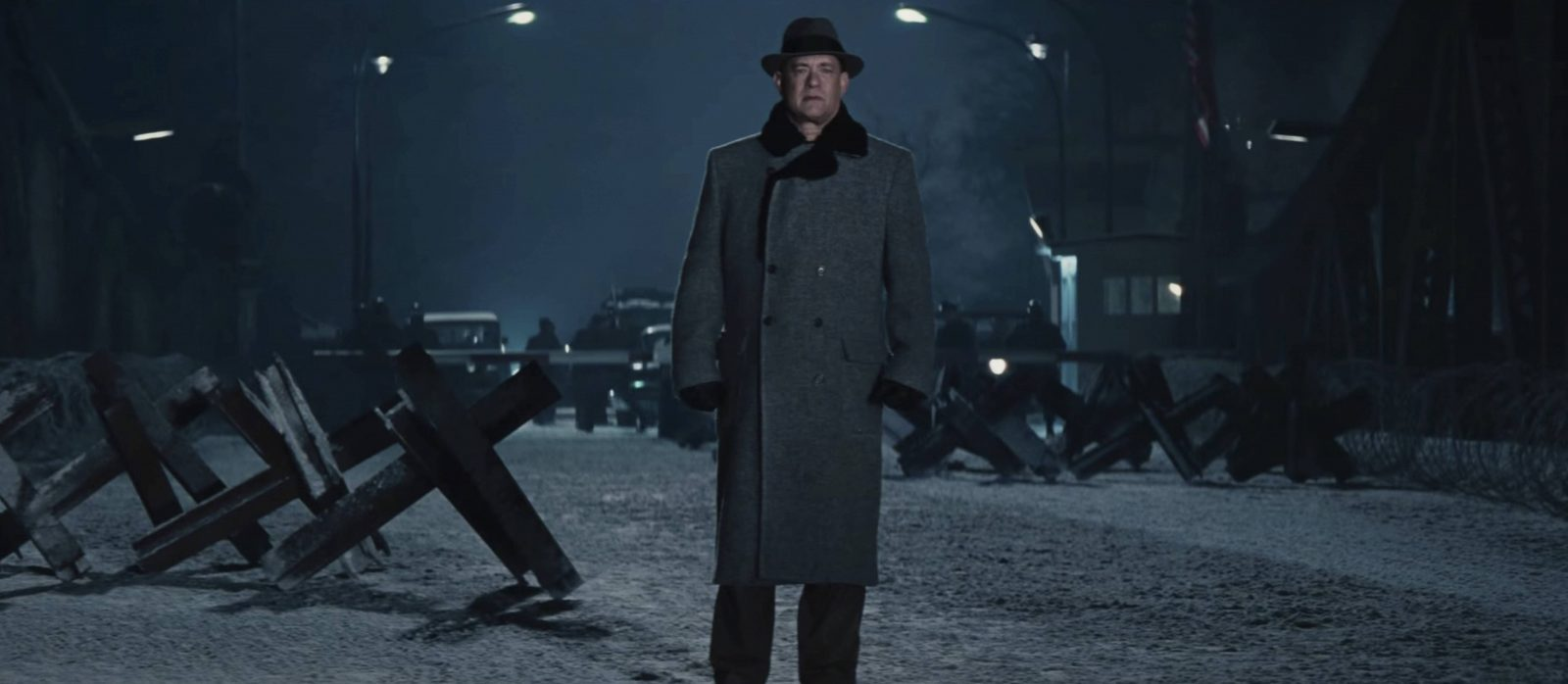 Showdown mit Tom Hanks auf der Agentenbrücke.