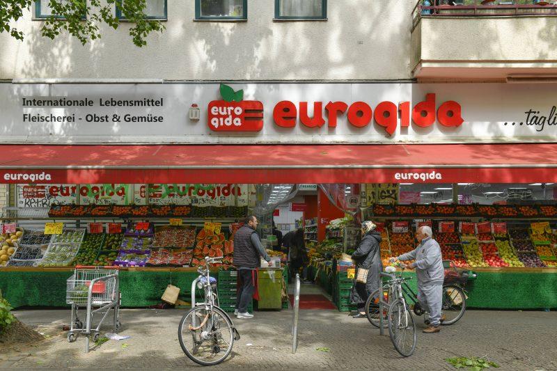 Eurrogida versogt alle Berliner*innen mit Zutaten für die orientalische Küche.