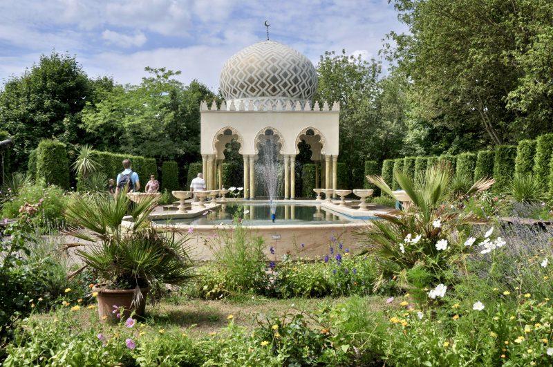 Erlebnisparks in Brandenburg: Die Gärten des kleinen Muck im Filmpark Babelsberg