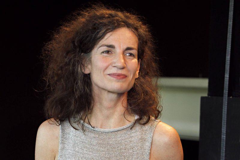 Annemie Vanackere ist die Intendantin des Hau. Foto: Imago/DRAMA-Berlin.de