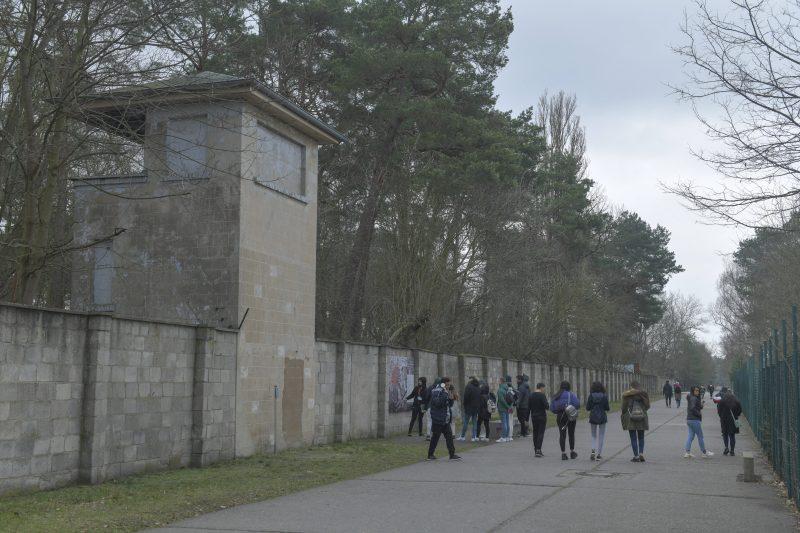Eine der wichtigsten Gedenkstätten in Brandenburg ist das Konzentrationslager Sachsenhausen.