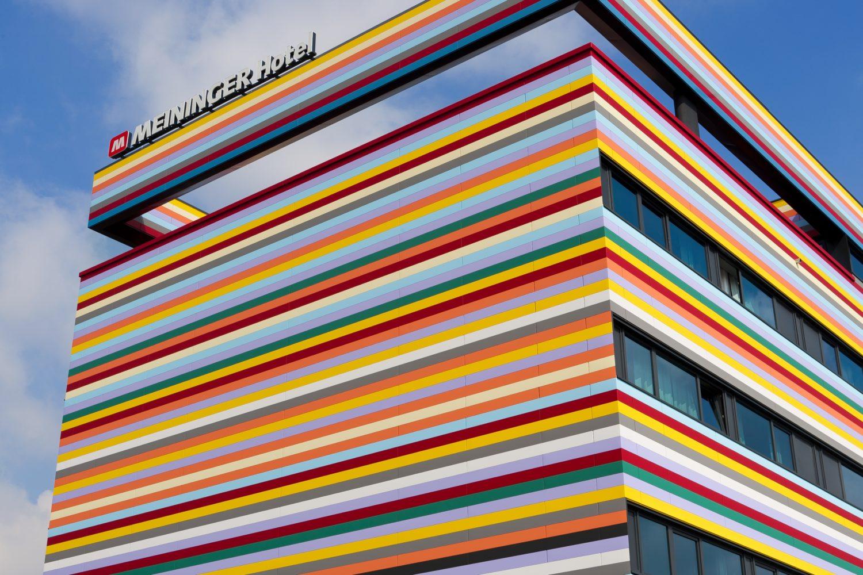 Fotolocations Berlin: Meininger Hotel Berlin Airport