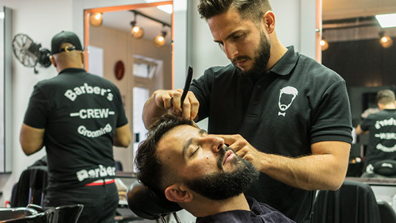 20 erstklassige Barber Shops in Berlin Frische Frise, frischer Bart