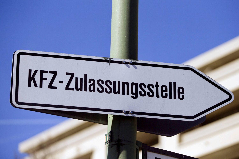 KFZ-Zulassungsstellen in Berlin