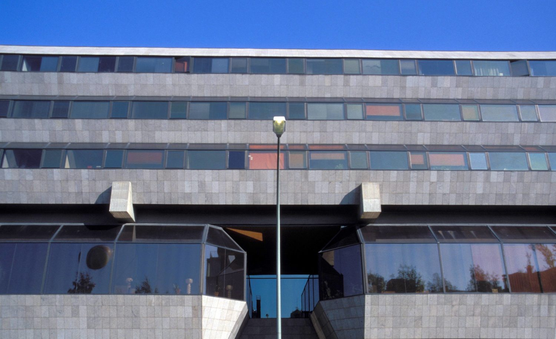 Tschechische Botschaft in Berlin.