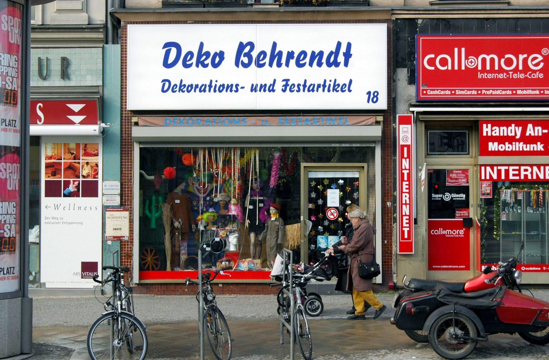 Deko Behrendt wird im Frühjahr 2021 schließen.