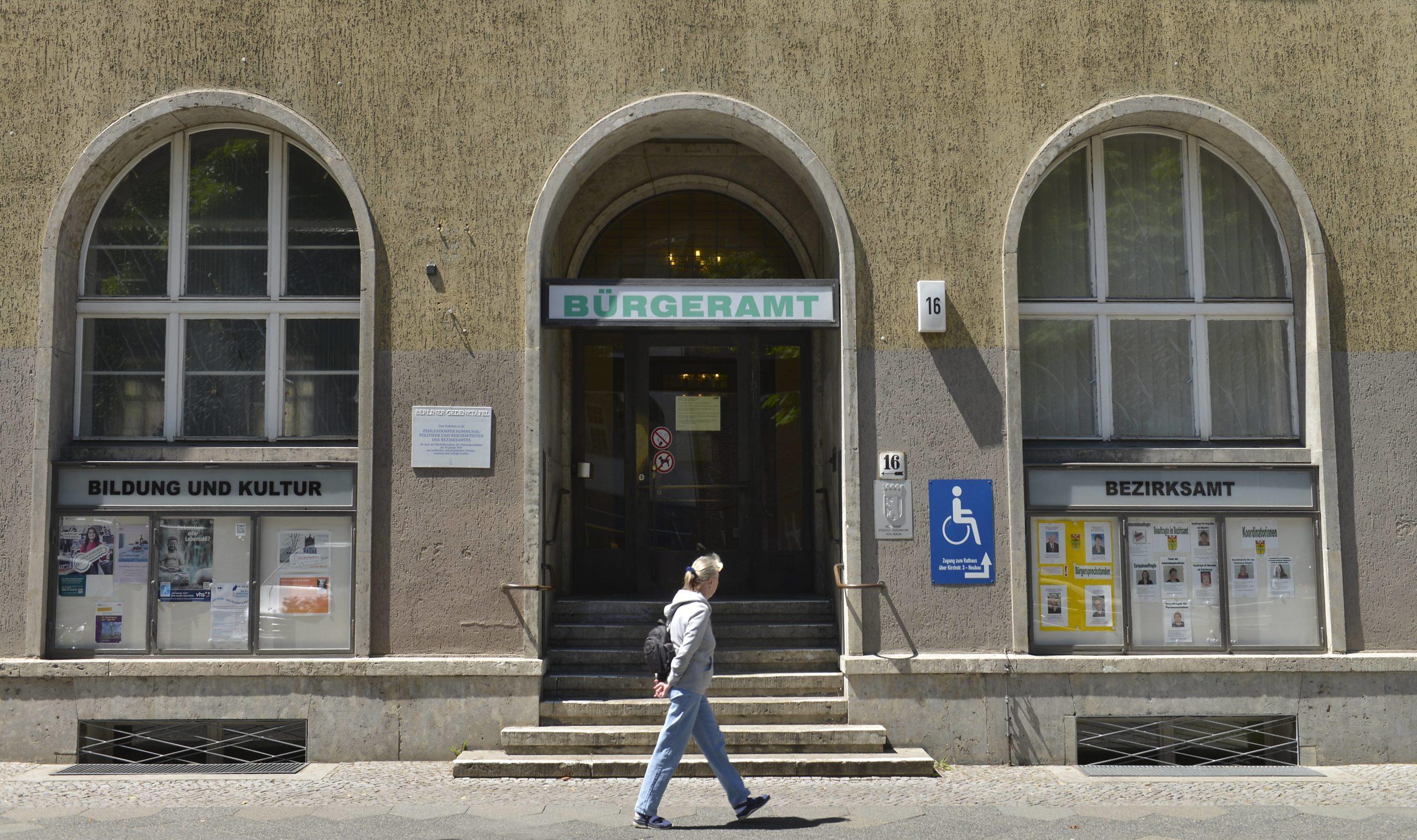 Bürgeramt Berlin Ohne Termin