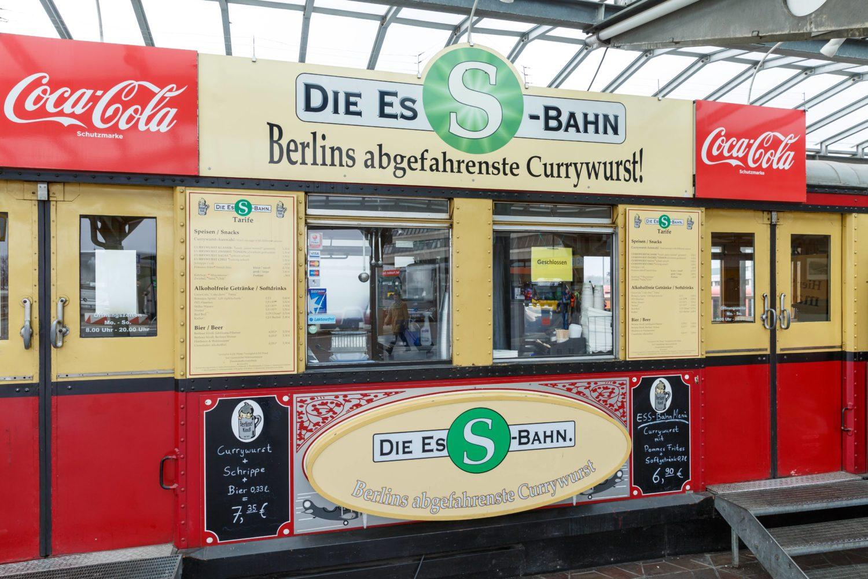 Die EsS-Bahn.