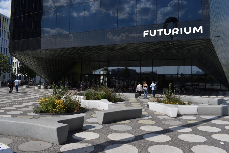 Das Futurium in Berlin