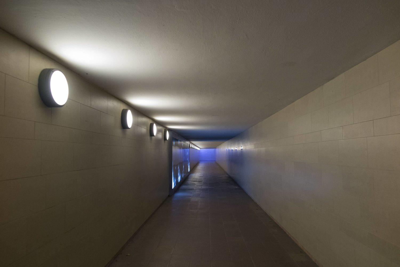 Tunnel in Berlin: Tunnel zur Siegessäule.