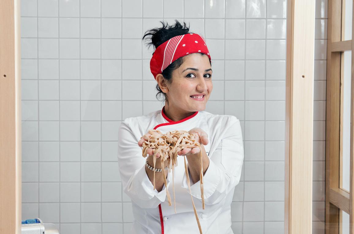 Delikatessenläden in Berlin Luisa Kocht Pasta