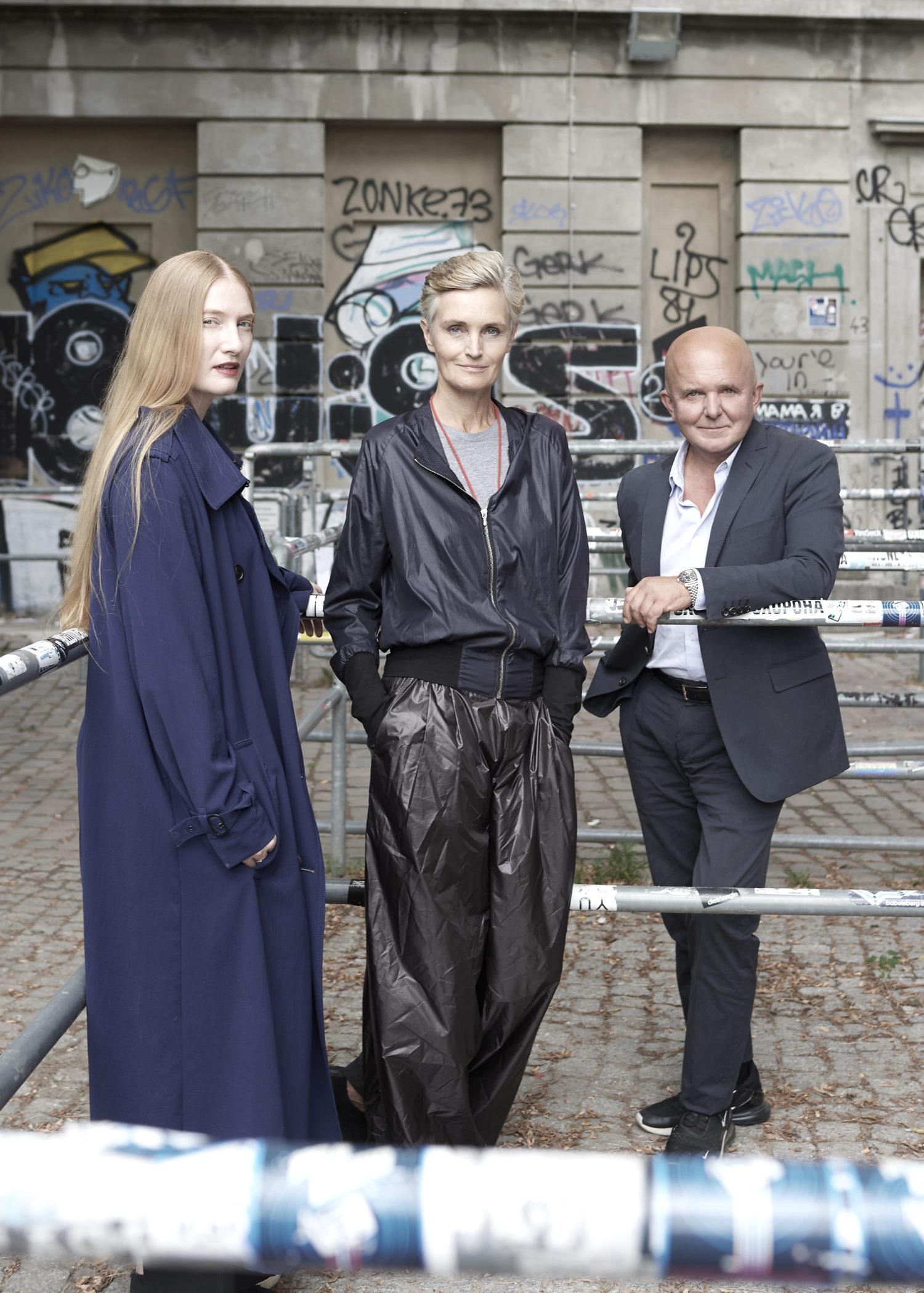 """""""Studio Berlin"""" im Berghain: Das Sammlerpaar Boros (links)"""