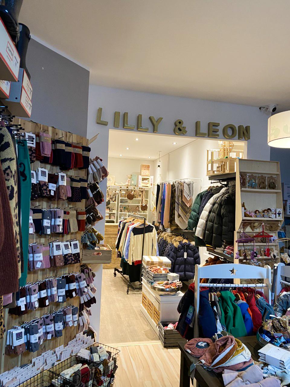 Kinderläden Der Konzeptstore für Baby- und Kinderbedarf Lilly & Leon in Charlottenburg ist eine echte Empehlung.
