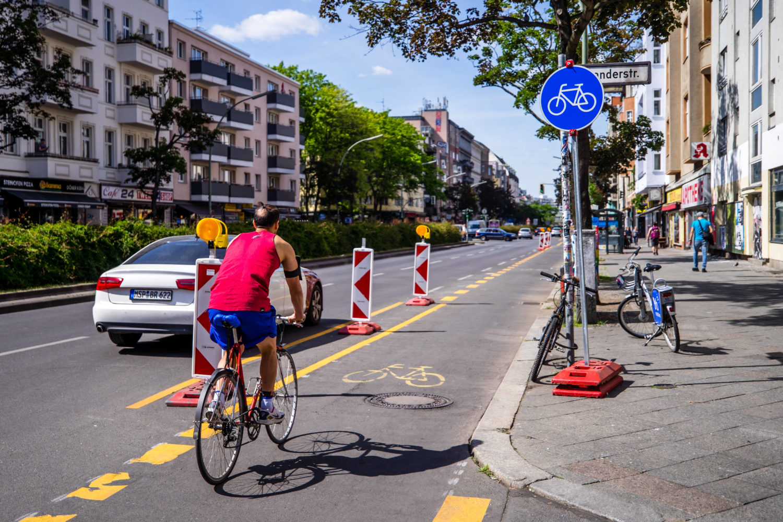 Kommentar: Lasst die Pop-Up-Radwege in Ruhe, sie sind ein Hoffnungsschimmer