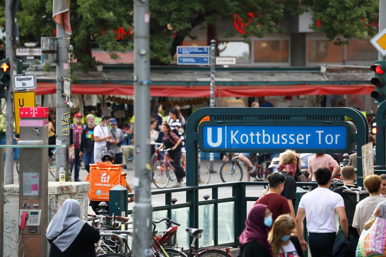 U-Bahnhof Kottbusser Tor. Foto: Imago/Müller-Stauffenberg