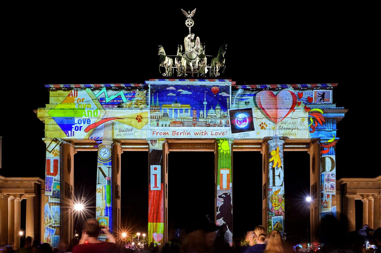 Festival Of Lights Die Schonsten Fotos Aus Dem Jahr 2020