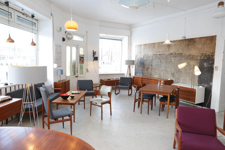 Vintage Möbel Berlin Schöne Adresse für Vintage-Möbel im Samariter-Kiez: Der Stilraum Berlin.