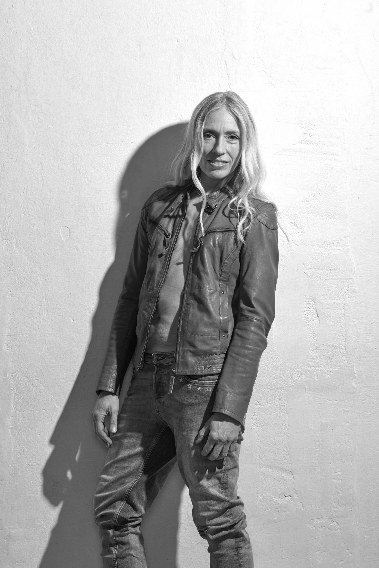 Radioeins-Musikchefin Anja Caspary. Foto: Annette Apel