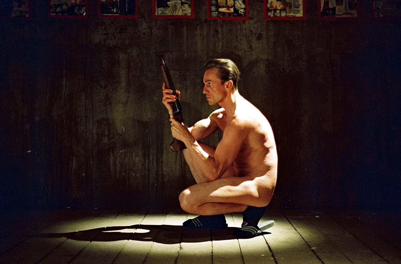 André M. Hennicke als pädophiler Serienmörder. Foto: Antikörper