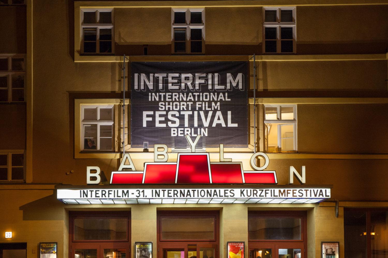 Seit vielen Jahren ist auch das Babylon Kino in Mitte Teil des Kurzfilmfestivals.