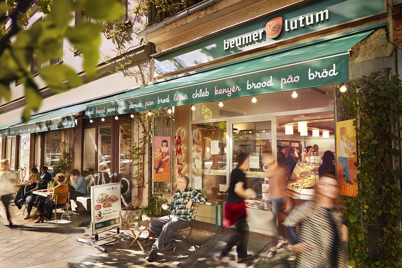 Gute Schrippe und und Ciabatta gibt es bei Beumer & Lutum. Foto: Beumer & Lutum