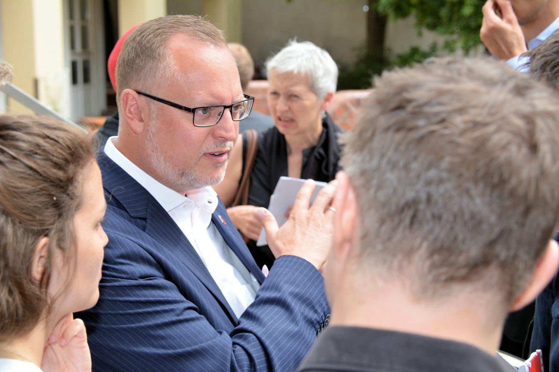Seit 2011 im Amt: Falko Liecke ist auch stellvertretender Neuköllner Bürgermeister. Foto: Bezirksamt Neukölln