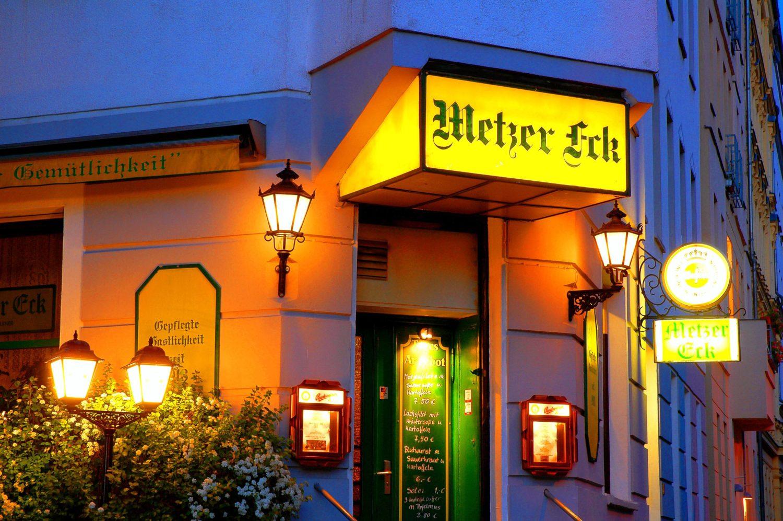 Metzer Eck in Prenzlauer Berg. Foto: Imago/Steinach