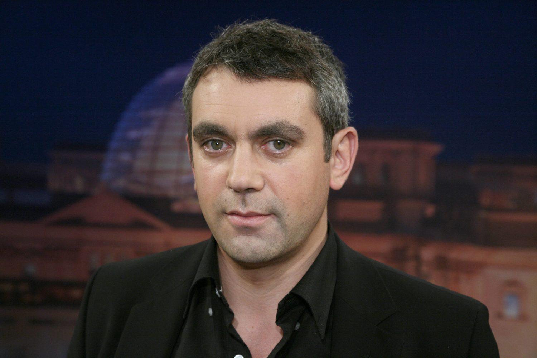 Der Schriftsteller Wladimir Kaminer spielte 2005 mit dem Gedanken, Regierender Bürgermeister zu werden. Foto: Imago Images/Müller-Stauffenberg