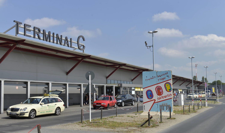 Erst 2007 wurde der Terminal C eröffnet. Foto: Imago/Schöning